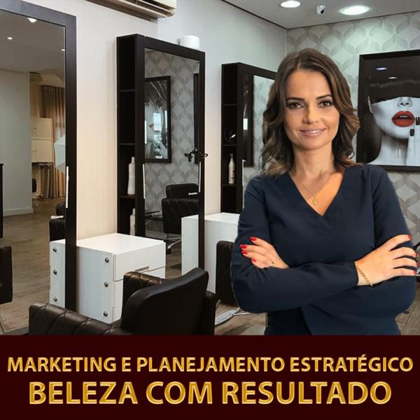 Aprendano curso de administração de salão de beleza, dicas de gestão de salão, financeiras, de pessoas e planejamento e marketing