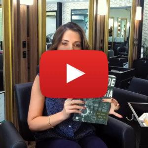 administradora de salão especialista beleza livros mudaram minha vida