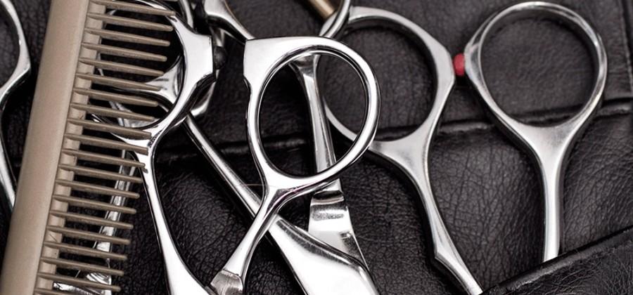 tesoura tipo de corte de cabelo ou estilos de corte, cabelo e cabeleireiro