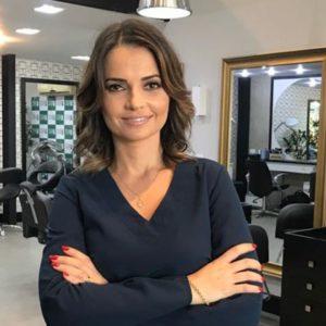 Dani Venancio especialista na área da beleza salão de beleza mercado da beleza curso