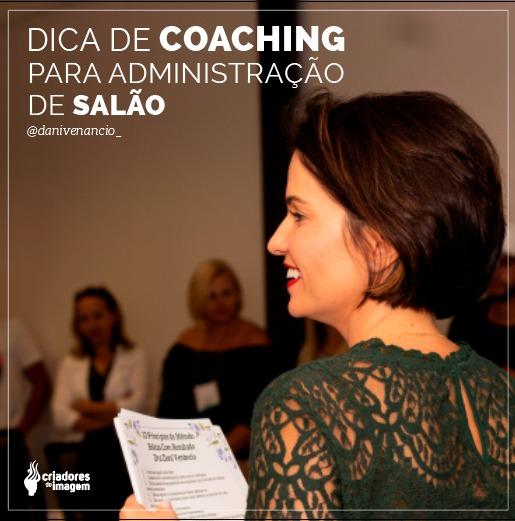 dicas de coaching para administração de salão