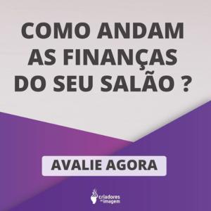 teste gestão financeira finanças salão de beleza educação financeira