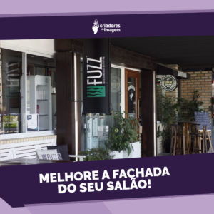 Melhore a fachada do seu salão de beleza com um checklist de marketing para salão da Dani Venancio, doutora em administração e especialista na area
