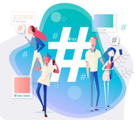 hashtag.marketing digital salao de beleza