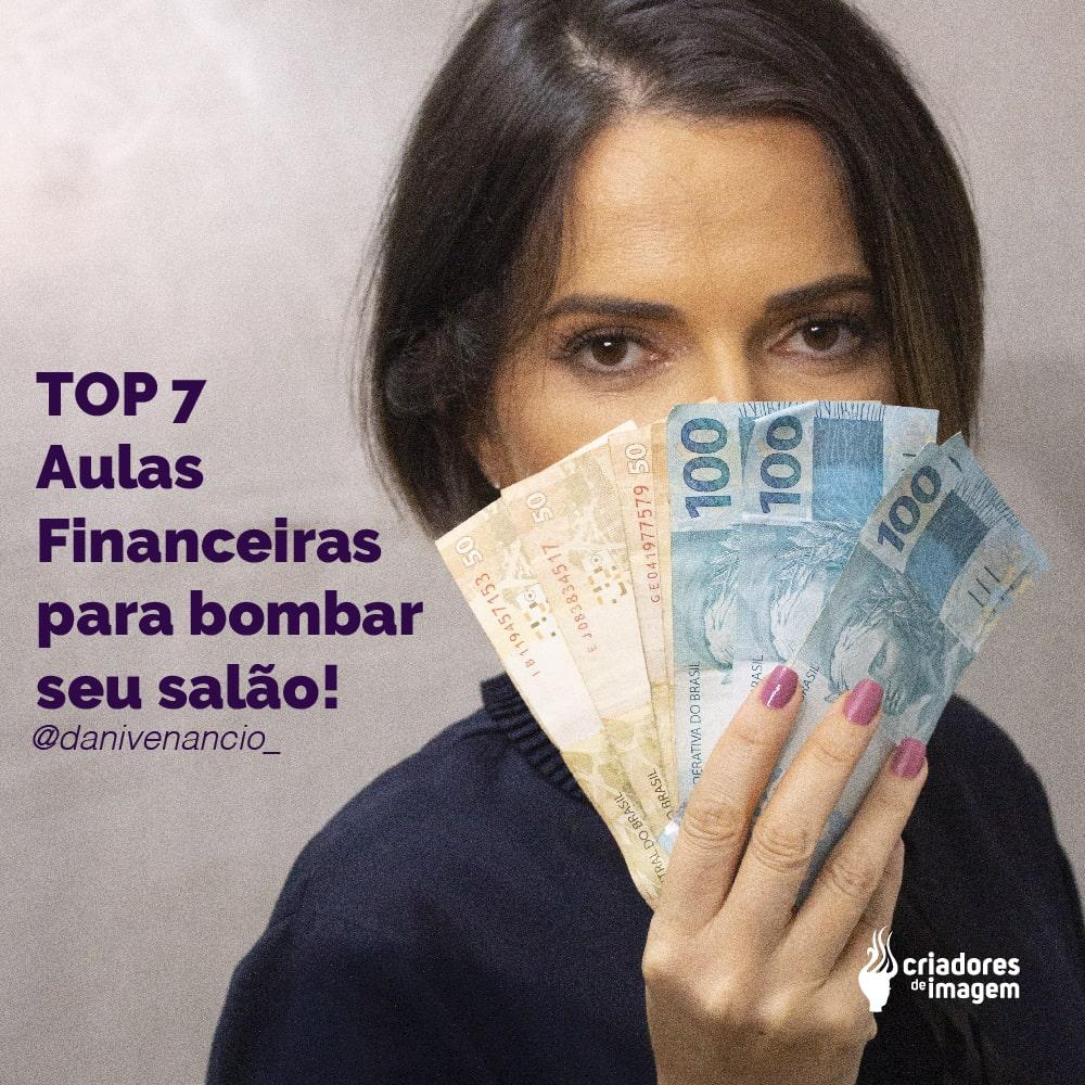 área da beleza controle financeiro para salão de beleza educação financeira gestão financeira plano financeiro salão de beleza sete aulas