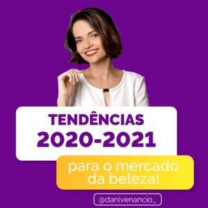Tendências para salão de beleza para 2020-2021